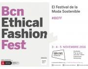 Arriba la tercera edició del Bcn Ethical Fashion Fest