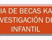 I convocatòria de Beques Karactermania per a la recerca del càncer infantil