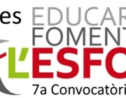 7a convocatòria de les Beques Educar Fomentant l'Esforç