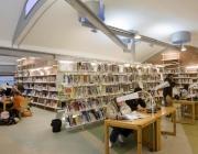 Biblioteca Enric Miralles, a Palafolls