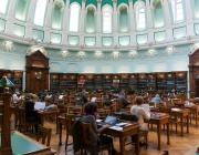 Les biblioteques i arxius són un lloc on podreu utilitzar aquestes eines. Fotografia Nico Kaiser (Llicència CC BY 2.0)