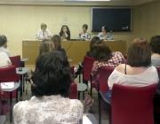 Imatge d'una sessió de mentoria