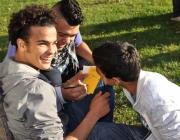 Joves i activitats de lleure. Font: Fundesplai