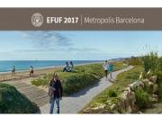 Del 31 de maig al 2 de juny es celebra a Barcelona el Forum dels Boscos Urbans ( imatge : efuf2017.amb.cat)