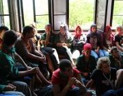 El projecte va començar el 2014, quan els catalans van viatjar a Bòsnia. Foto: FCEG
