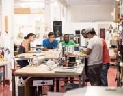 Breakers, programa formatiu de fabricació digital. Font: Fundació Orange