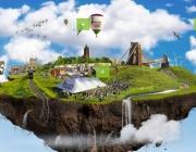 Bristol és la capital verda europea durant el 2015 (imatge:bristolgreencapital.org)