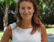 Maria Bruno, cap del Departament d'Acció Social de Fundesplai. Font: Fundesplai