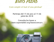 I Concurs de fotografia 'Buits plens'