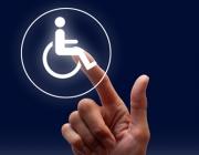 Símbol de discapacitat. Font: buscartrabajo.com