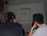 Trobada en l'Associació per a Joves Ten en el marc de la cimera BYND2015