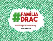Celebra Sant Jordi amb la #FamiliaDrac de la Fundació IReS