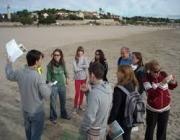 Mostreig Coastwatch a les Costes del Garraf 2013 (Imatge: Coastwatch España)