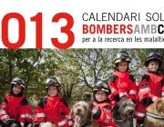 Imatge del calendari dels Bombers