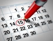Calendari. Font: Blog CEIP Alfares