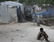 Campament Carradeux a Haití. Fotografia d'Amnistia Internacional