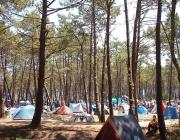 Campaments.