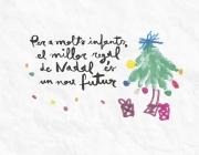 Campanya Nadal Fundació Comtal Font: Fundació Comtal