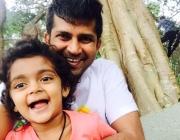 Foto de Pratap Simha (@mepratap) per a la campanya #SelfiewithDaughter