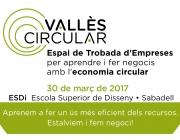 Vallès Circular, jornada per aprendre a fer negocis amb l'economia circular