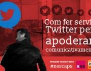 Càpsula de Twitter de la XES