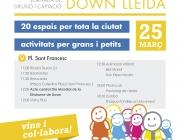 Canvia la teva mirada amb Down Lleida