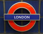 Cartell del Metro de Londres