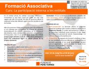 Curs e-learning gratuït sobre participació interna a les entitats
