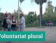 Voluntariat Plural. Frame del vídeo d'IdemTV