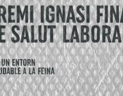 Premi Ignasi Fina de Salut Laboral 2016