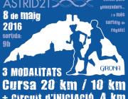 5a cursa solidària de les Gavarres d'Astrid 21