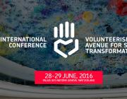 """Conferència Internacional """"Volunteerism – Avenue for Social Transformation"""""""