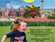 """""""Fent Amics amb Down Catalunya"""" arriba a PortAventura per 8è any consecutiu"""