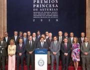 Aldees Infantils rep el Premi Princesa d'Astúries de la Concòrdia 2016