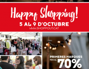 El Shopp Out de Girona torna a obrir les seves portes del 5 al 9 d'octubre