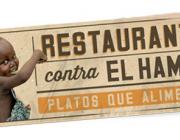 """Més de 1.100 restaurants combaten la desnutrició amb la campanya """"Restaurants contra la Fam""""."""