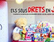 Creu Roja Joventut vol aconseguir joguines per a més de 25.000 infants en situació de vulnerabilitat