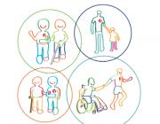 Cartell de cerca de voluntaris pel programa Grans Actius