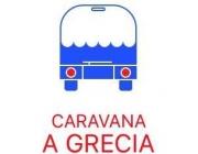 Logotip de la Caravana a Grècia Obrint Fronteres / Font: Caravana a Grècia