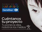 Ajuts Carrefour a favor de la infància desfavorida a Espanya 2017