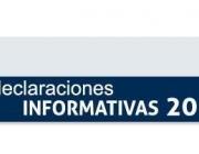 Logotip declaracions informatives 2012