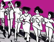 Cartell del Fòrum contra les Violències de Gènere