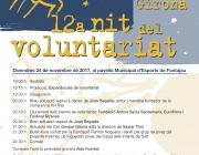 12a Nit del Voluntariat a Girona