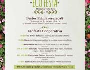 EcoFesta - Festes Primavera LaSagrera 2018