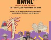 Fragment del cartell del festival d'enguany
