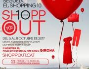 Cartell de la 10a edició del ShoppOut