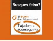 Servei d'Integració Laboral ECOM a Barcelona. Per a persones amb discapacitat física.