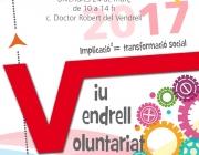 """El Vendrell celebrarà la tercera trobada d'entitats socials """"Viu Vendrell Voluntariat. Mil raons per moure'ns!"""""""