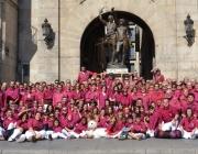 La colla castellera de Lleida