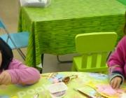 Nenes al Centre Obert Moisès de Santa Coloma de Gramenet